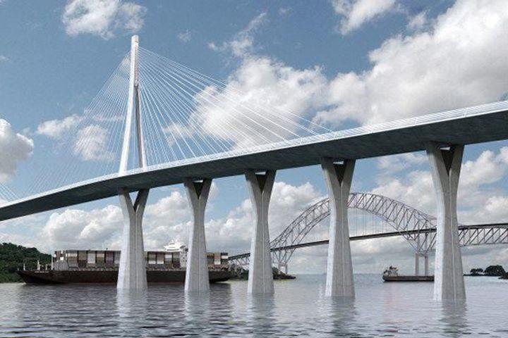 Chinese Firms Win Bid to Build Fourth Cross-Panama Bridge to Ease Trade Logistics