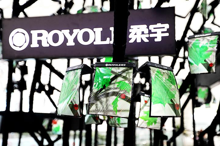 Chinese Flexible Display Maker Royole Skips US, Eyes Mainland IPO