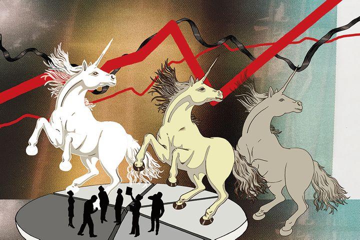 Chinese Has Greatest Number, Value of Unicorns, University Reports