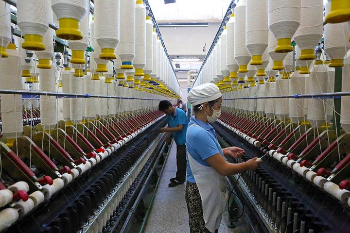 Chinese Industrial Firms Ran at Same Capacity in Q3 as Q2