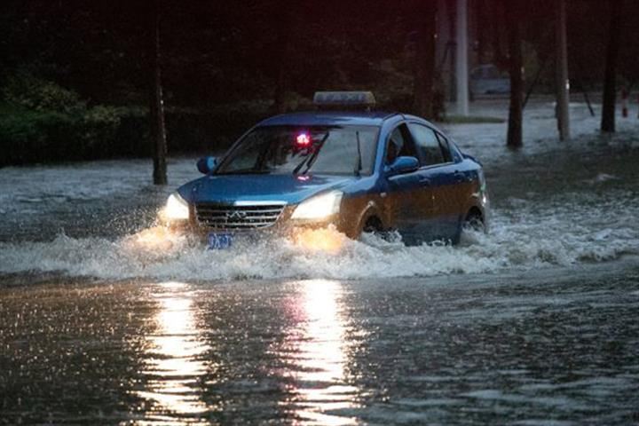 Chinese Insurers Receive at Least 57,000 Claims Amid Henan Disaster
