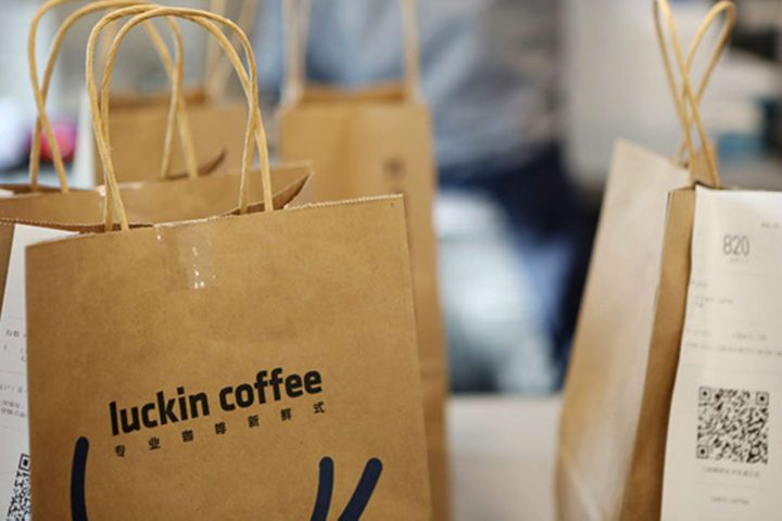 Chinese Investors Join the Line to Sue Scandal-Hit Luckin ...
