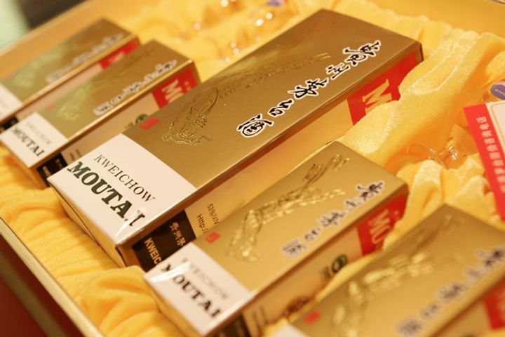 Chinese Liquor Maker Kweichow Moutai Aims for USD4.5 Billion in Net Profits This Year