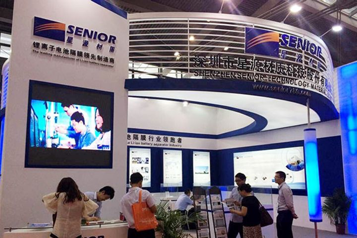 Chinese Lithium Battery Separator Maker Aims to Tap NEV Market With USD478 Million Factory