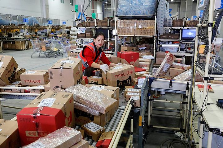 Chinese Logistics Firms Delivered 200 Million Parcels Each Day Also in December
