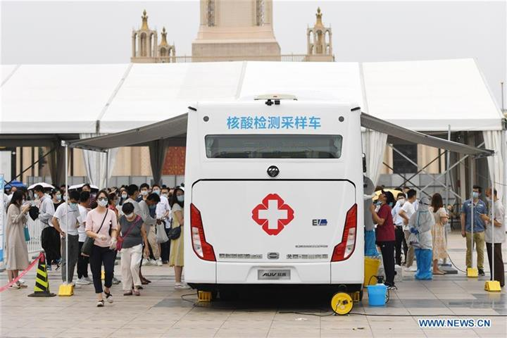 Chinese Mainland Reports 19 New Confirmed COVID-19 Cases