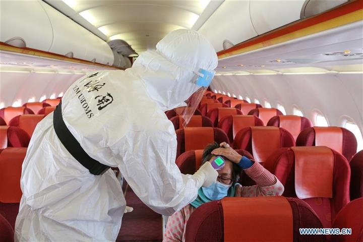 Chinese Mainland Reports 89 New Confirmed Covid-19 Cases