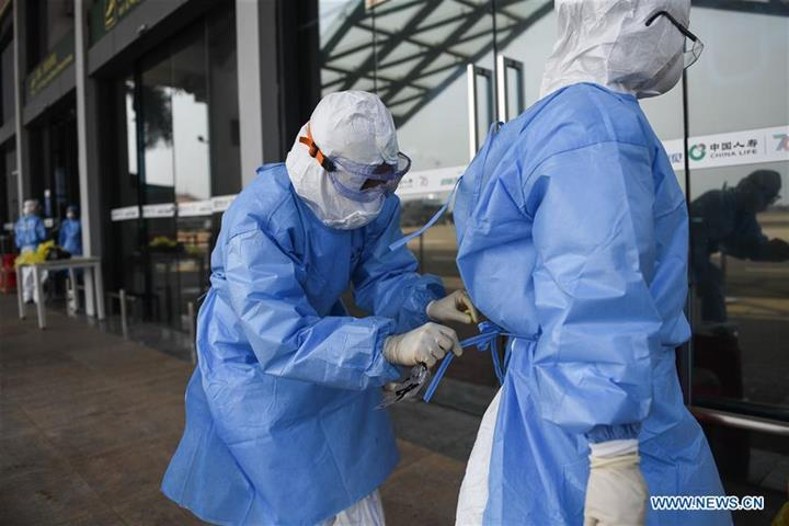 Chinese Mainland Reports Two Four Confirmed Covid-19 Cases