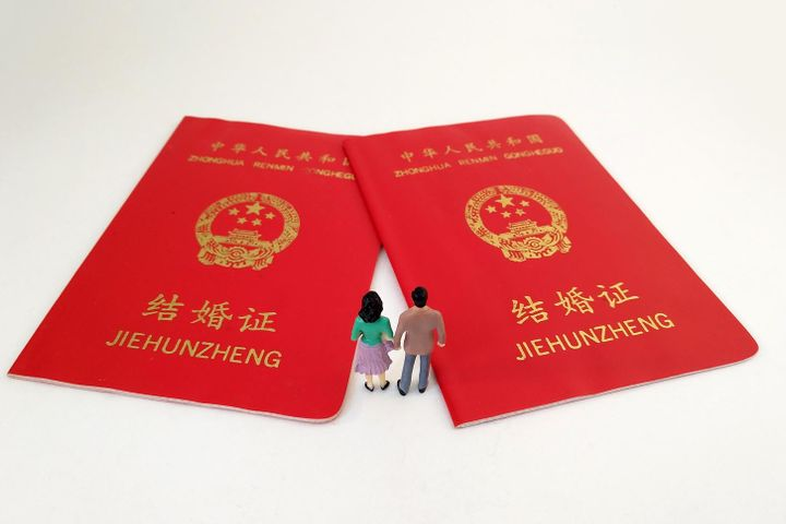 Chinese Marriage Registrations Slump on Shifts in Youth Numbers, Lifestyles