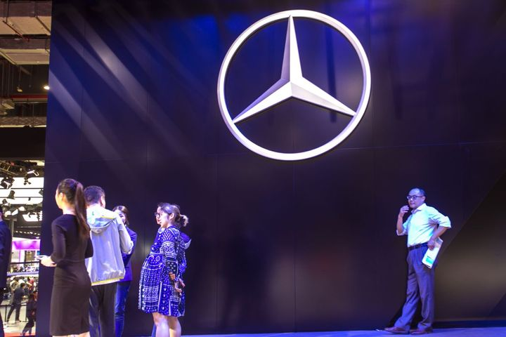 Chinese Mercedes Dealer in Distraught Buyer's Viral Video Is Fined USD145,000