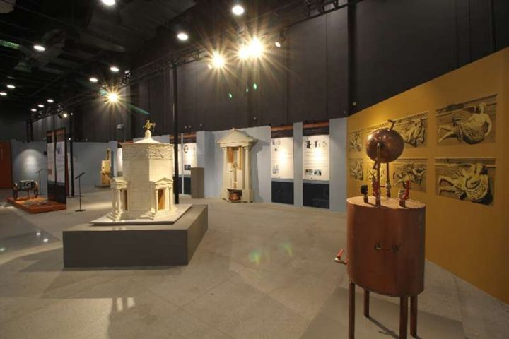 Chinese Museum Opens Exhibit Celebrating Ancient Greek Science, Technology and Art