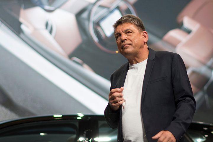 Byton Co-Founder Breitfeld Jumps Ship to Head Rival Iconiq Motors