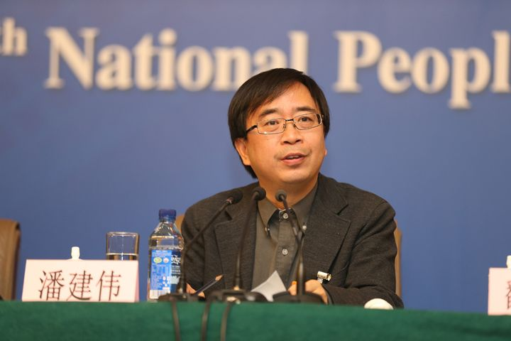 Chinese Physicist Wins Lamb Award for Advances in Quantum Communications