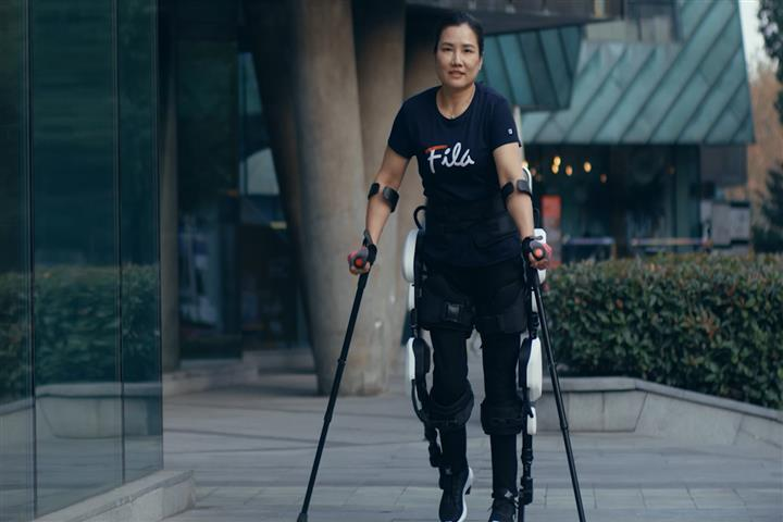Chinese Rehab Robot Maker Raises Total USD14.1 Million After New B+ Funding