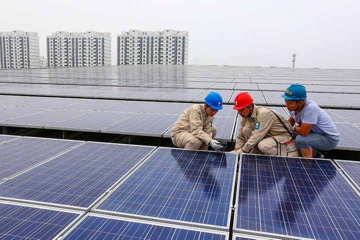 Chinese Solar Plants Generate 30% More Power in First Half
