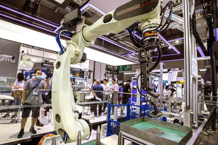 Chinese Startup Mech-Mind Robotics Banks USD155 Million in Fundraiser