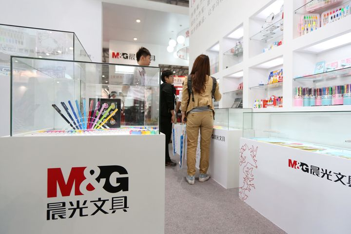 Chinese Stationer Swaps Pens for Cosmetics in Search for Growth