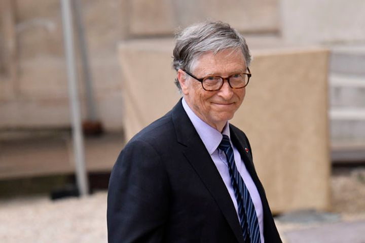 Chinese Tech Helps Gates Foundation's Charity Work Around World, Bill Says