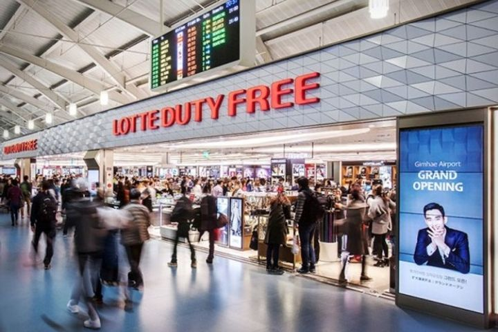 Chinese Tourists Beat Path Back to South Korea's Duty Free Outlets