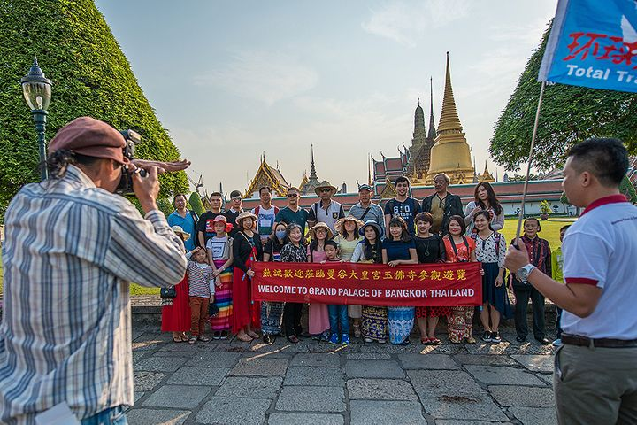 Chinese Tourists' Top Lunar New Year Destinations Are Bangkok, Tokyo, Baidu Maps Predicts