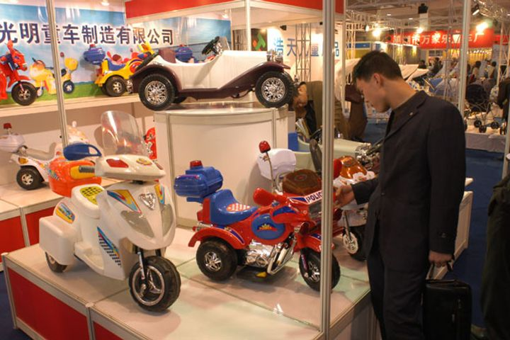 Chinese Toy Sales Soar 30% as Artificial Intelligence and Augmented Reality Products Prove a Hit