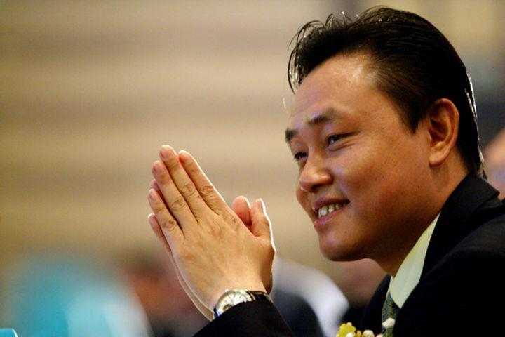 Chinese Tycoon Huang Guangyu Released on Parole