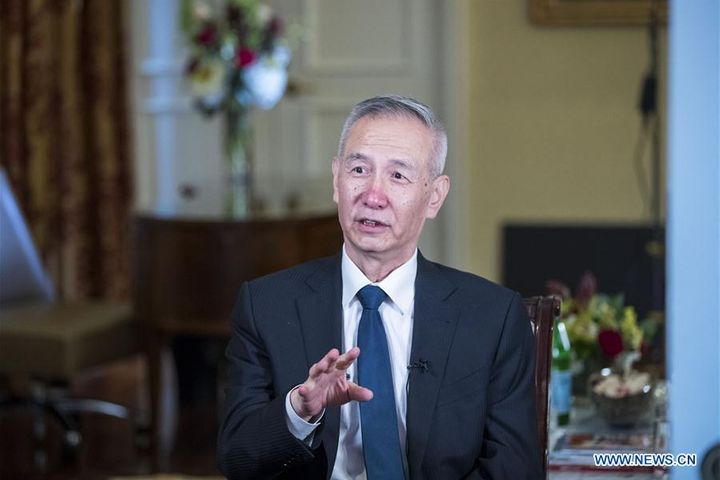 Chinese Vice Premier Says China, U.S. Agree Not To Engage In Trade War