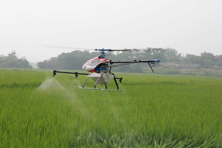 Chongqing Municipality to Issue USD1.5 Million in Subsidies to Promote Agricultural Drones