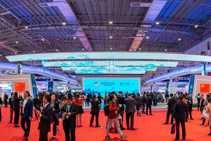 CIIE Sets Example for Open Economy: Says Ukrainian Business Leader