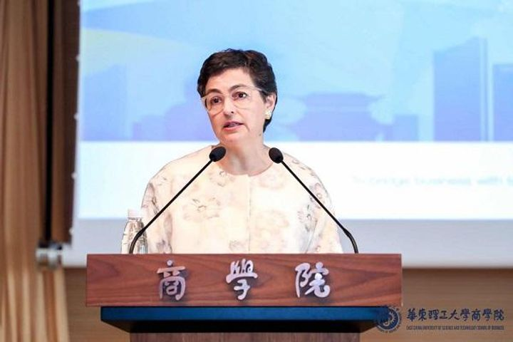 CIIE Shows China Is Committed to Keeping Door Open, ITC Director Says
