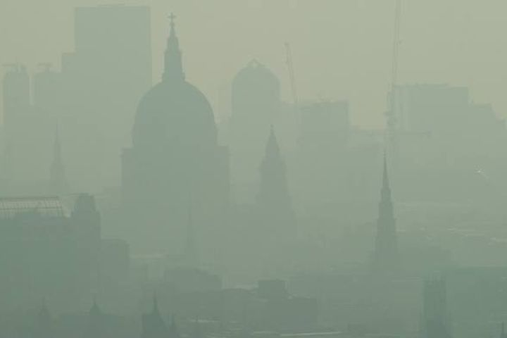 City of London declares war on pollution