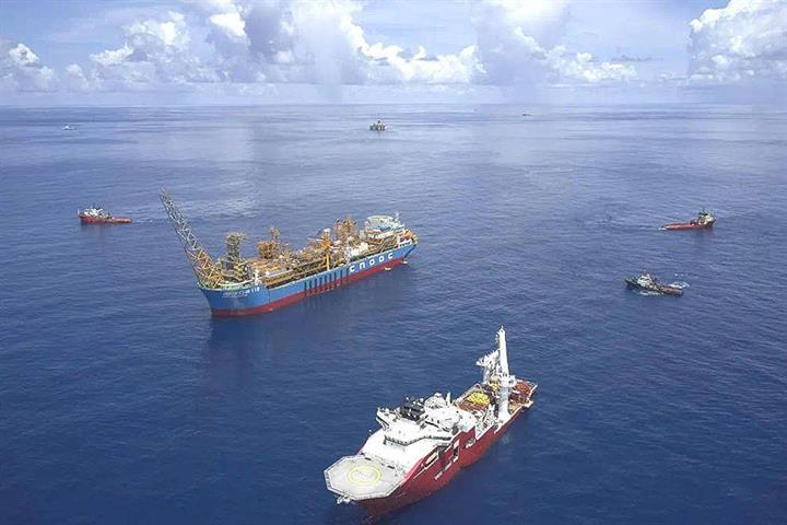CNOOC Completes China's Deepest Oilfield Cluster to Boost Domestic Output