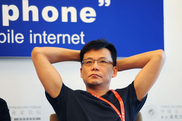 Co-Founder Exits China's Biggest E-Book Retailer