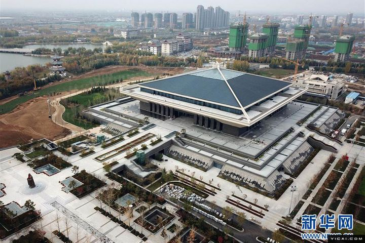 Confucius Museum in Shandong Province Holds Soft Opening
