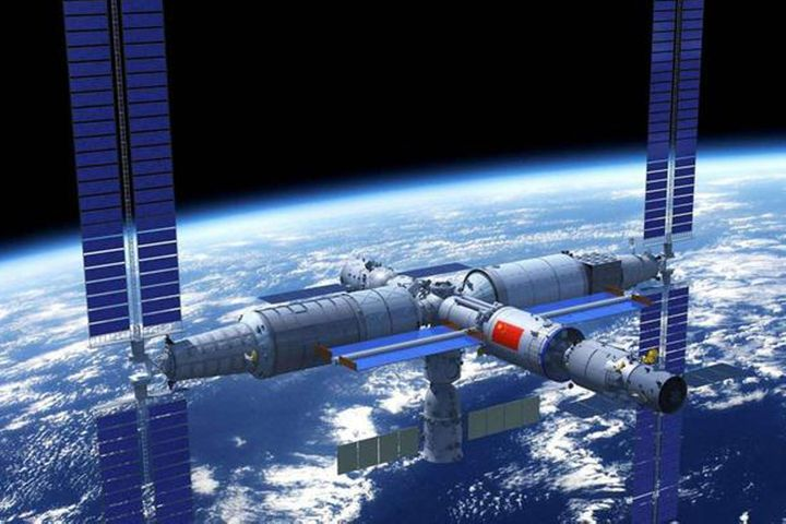 Construction of China's Space Station About to Start