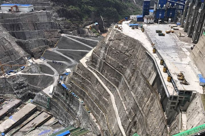 Construction Starts on Jinshajiang Baihetan Hydropower Station, Second Largest After Three Gorges