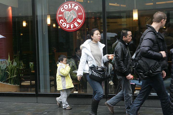 Costa Takes Back Its Stake in South China JV From Its Chinese Partner