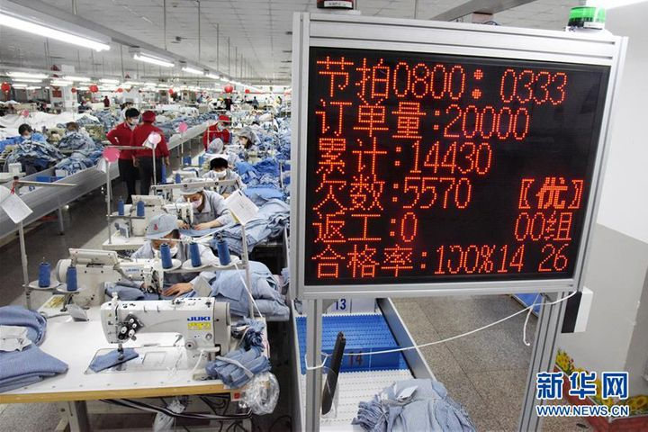 Covid-19 Cut China's Service Trade 10% in January-February; Deficit Narrowed 25%