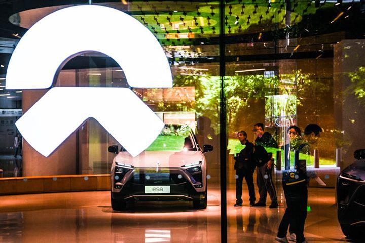 Covid-19 to Slash China EV Maker Nio's 1st-Quarter Deliveries Nearly 60%