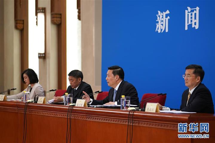 CPPCC National Committee Briefs Reporters Online Ahead of Two Sessions