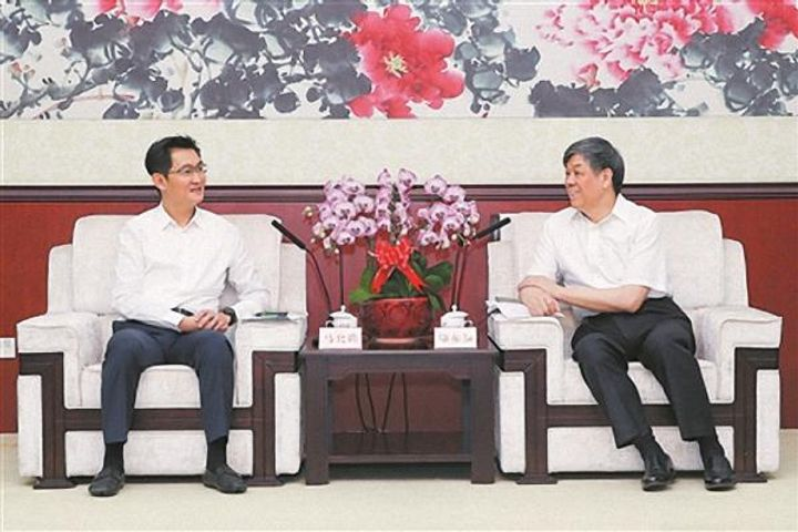 CRC Invites Tencent to Participate in Its Mixed System Reform