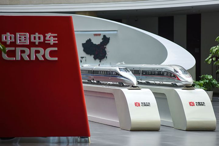 CRRC Bags Its First North African Train Supply Deal in Egypt