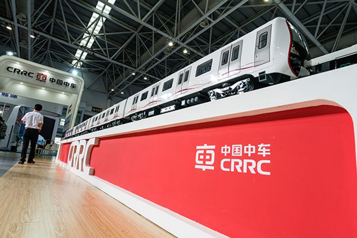 CRRC Posts Drops in Operating Income and Net Profit