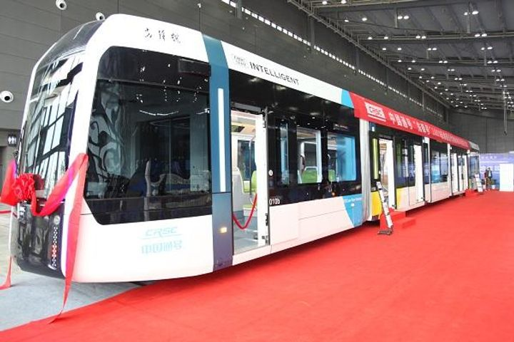 CRSC Will Forge the First Whole Streetcar Industry Chain in China