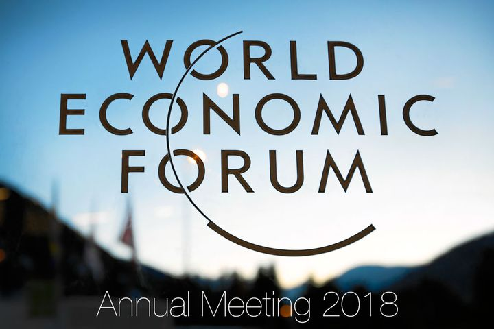 Davos 2018: Reconnecting Refugees