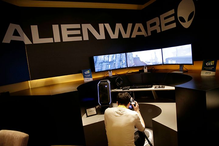 Dell's Alienware Aims to Capitalize on China E-Sports Growth