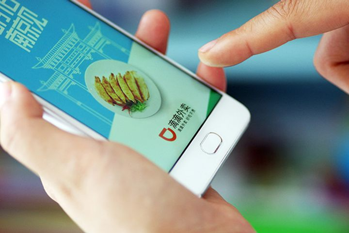 Didi Leaves Meituan Eating Dust With Overseas Plans for Meal Deliveries