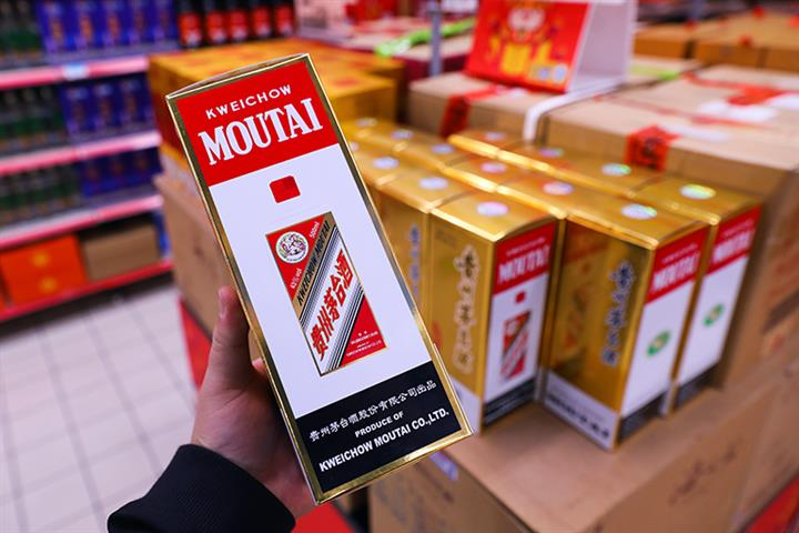 Distiller Kweichow Moutai Is China's Most Valuable Brand for Third Year, Hurun Says