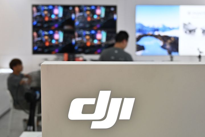 DJI Executive Says Rivals Can't Match Drone Maker's Tech