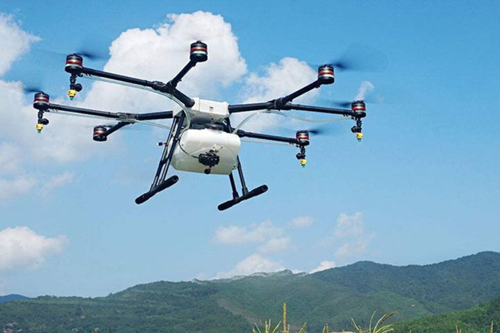 DJI Releases New Generation of Agricultural UAVs, Showing Off China's Cutting-Edge Drones Technology